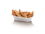 Pommes-Schale 18 x 11 cm, 4.3 cm tief