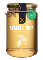 Honey, Organic Acacia