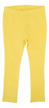 Leggings uni Goldgelb More than a fling (DUNS)