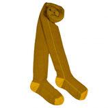 NEU: Strumpfhose mit gelbem Strich von Baba