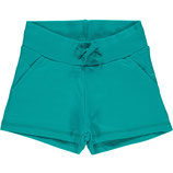 SALE: Kurze  Shorts in Türkis  von Maxomorra