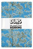 Bettwäsche mit Dillblüten blau von DUNS