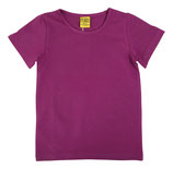 T-shirt uni Hyacinth Violet von More than a fling