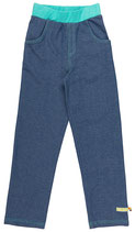 Pants aus Sweatstoff Jeansoptik von Loud+Proud