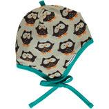 SALE: Baby-Mützchen mit  Eulen von Maxomorra