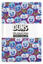 Bettwäsche mit Veilchenin Blau/Violet von DUNS