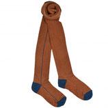 NEU: Strumpfhose mit blauem Strick von Baba
