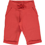 Coole Shorts in Rostrot von Maxomorra