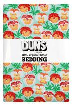 Bettwäsche mit Veilchen auf Mint von DUNS