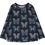 SALE: A-Linie Shirt mit Schmetterling von Maxomorra