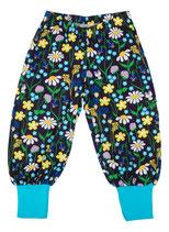 NEU: Sommer-Baggy Pants Midsummer Dunkelviolet von DUNS