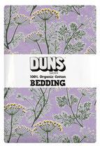 Bettwäsche mit Dillblüten violet von DUNS