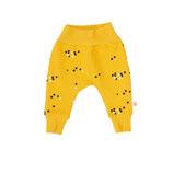 Baby-Hose in Mustard mit Tupfen von Froy&Dind