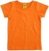 T-shirt uni Orange von More than a fling (bis Grösse 158/164)