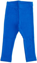 Leggings uni Mittel-Blau von More than a fling