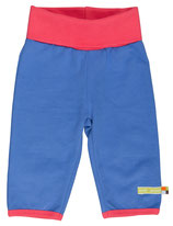 SALE: Sweat-Hose in Blau und koralle Bund von Loud+Proud