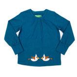AUSVERKAUF: Langarm Shirt mit gestickten Vögel von Lily Balou