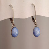 Ohrhänger in zartem Blau