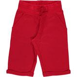Coole Shorts in Rot von Maxomorra