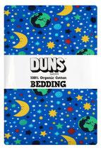 Bettwäsche mit Weltall auf Mittelblau von DUNS