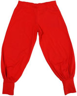 Baggy Pants in Rot von DUNS