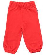 Hose Uni Rot von Maxomorra