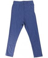 Leggings uni dunkelblau