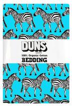 Bettwäsche Zebra Türkis von DUNS
