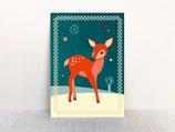 Wunderschöne Winter-/Weihnachts-Postkarten von Monimari