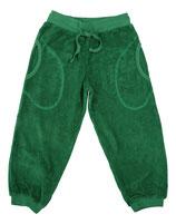 NEU: Frottée-Pants in Grün bis Grösse 146 von DUNS