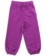 Hose Uni Violett von Maxomorra