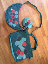 Taschenset Dodekaeder