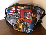 Reisetasche Motorrad, Route 66