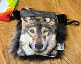 Täschchen Wolf