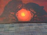 Bild Sonnenuntergang II