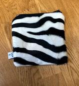 Täschchen Zebra