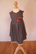 Kleidchen Erdbeeren