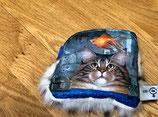 Täschchen Katze und Goldfisch