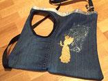 Tasche Jeans, Schutzengel gross