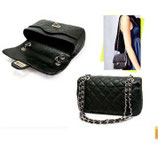 Черная сумочка АРТ-1011