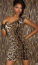 Платье леопардовое АРТ-369-6
