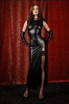 Кожаное платье АРТ-422