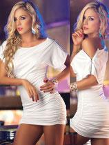 Платье белое АРТ-303