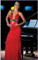 Платье длинное АРТ-376