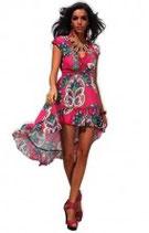 Летнее платье АРТ-3189