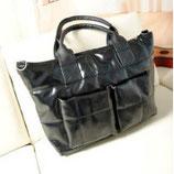 Большая черная сумка