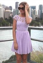 Сиреневое платье АРТ-329-17