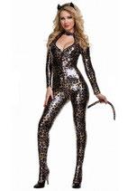 Леопардовый костюм АРТ-437