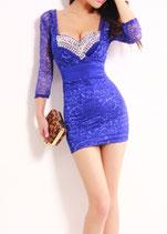 Кружевное платье АРТ-333-3