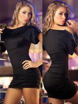 Платье черное  АРТ-303-1